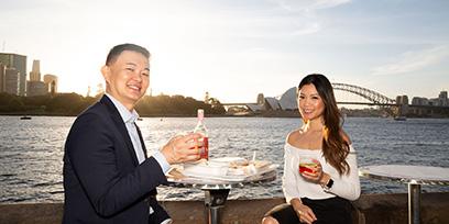 <em>La Traviata on Sydney Harbour </em>