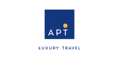 APT Luxury travel logo