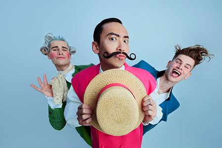 The Barber of Seville Touring